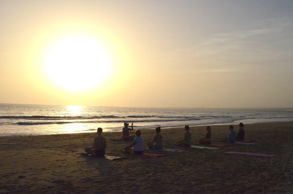 beach asram