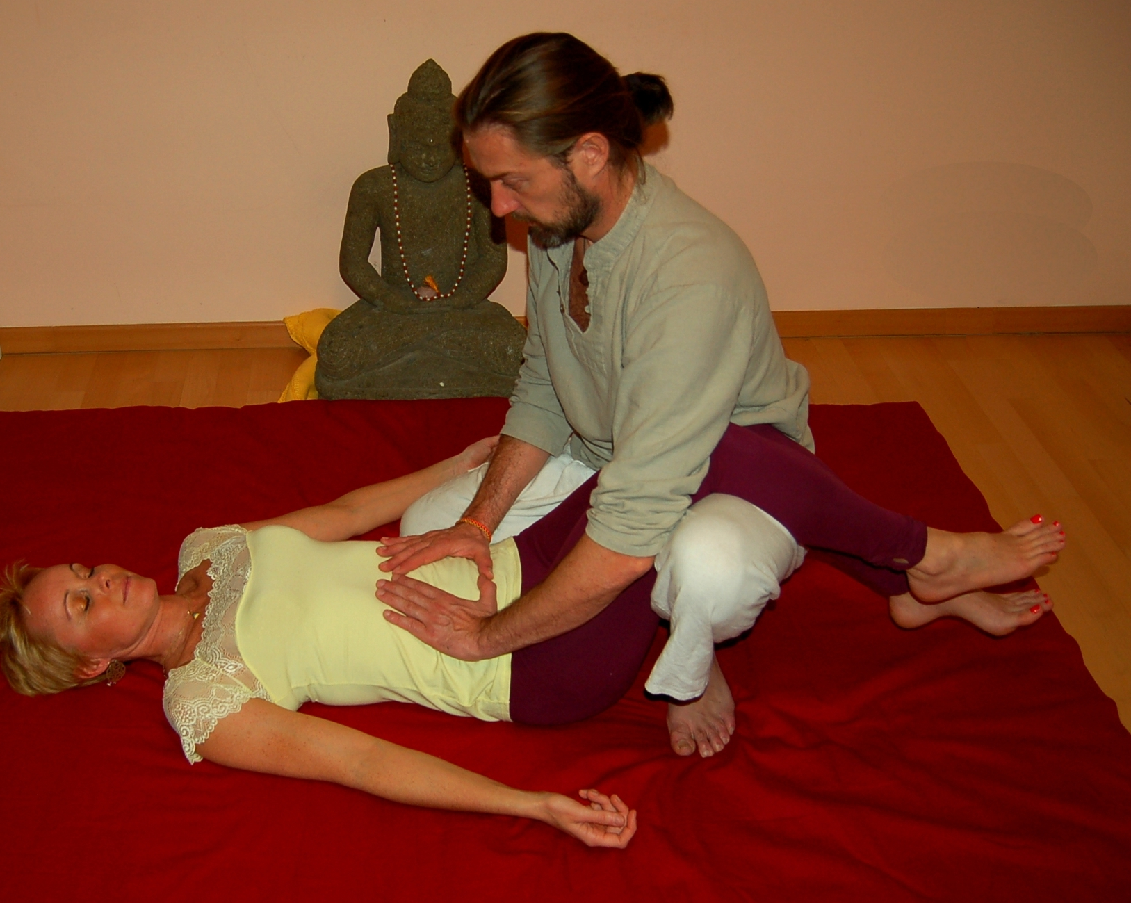 Thai Yoga Massage Courses