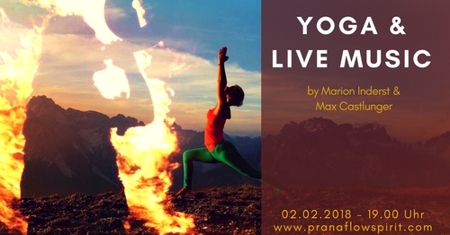 Yoga & Live Music