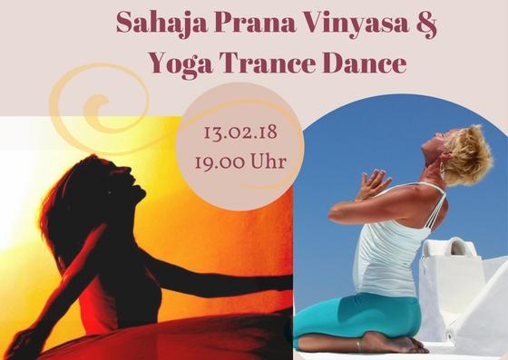 Sahaja Prana Vinyasa & Trance Dance